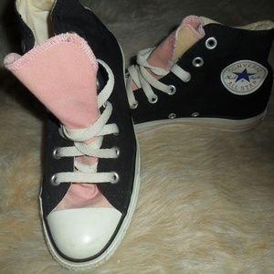 Vintage Converse high Tops